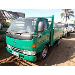 Toyota Dyna pickup truck