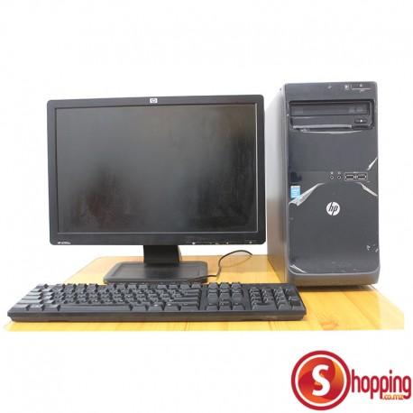 Pc HP + Monitor HP