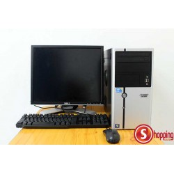 Mecer PC Core i5 + Dell Monitor