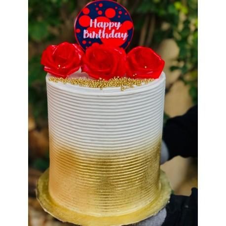 Bolo de Aniversário muito delicioso